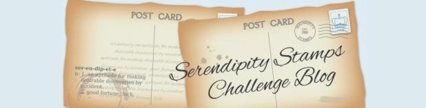 Serendipity Stamps Challenge Blog
